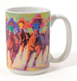 GT Reid Racehorse Mug