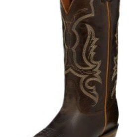 Nocona Men's Nocona Brownwood Chocolate Boots