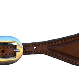 Alamo Spur Straps with Stitch Outline