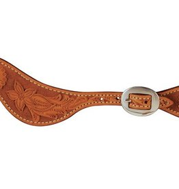 Alamo Spur Strap with Colonial Tooling