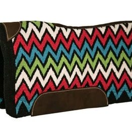 "Showman Memory Felt Saddle Pad - 34"" x 36"" x 3/4"""