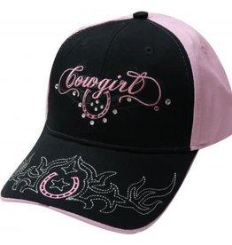 """Cowgirl"" Ball Cap"