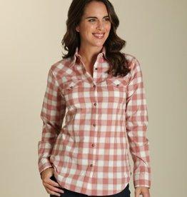 Wrangler Women's Wrangler Check Snap Shirt