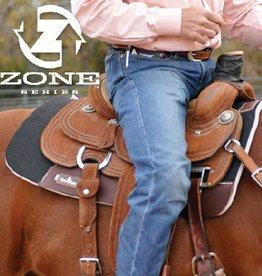 """Classic Equine Classic Equine Zone Felt/Felt Saddle Pad, 30"""" x 32"""""""