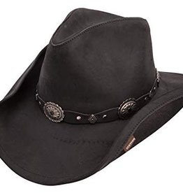 Stetson Stetson Roxbury Distressed Leather Hat