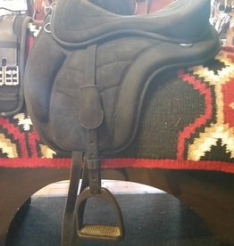 "Cashel Used Large Cashel Soft Saddle with 24"" Girth"