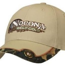 Nocona Nocona Belt Co. Cap With Camo Print Trim