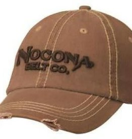 Nocona Nocona Belt Co. Distressed Cap