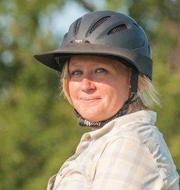 Cashel Sunbonnet Brim for Riding Helmets