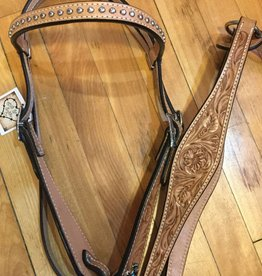 Circle J Circle J Cross Concho Tack Set