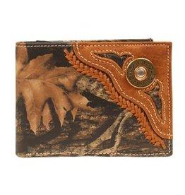 Nocona Nocona Bifold Shotgun Wallet