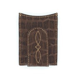 Nocona Nocona Front Pocket Wallet/Money Clip
