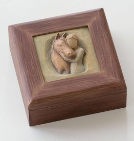Willow Tree Quiet Strength - Willow Tree Jewelry Box