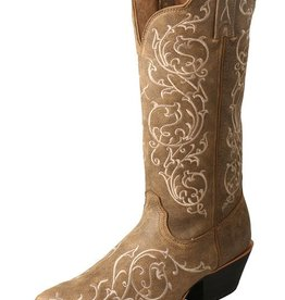 """Twisted X, Inc Women's Twisted X Western 12"""" Boot - Bomber Distressed"""