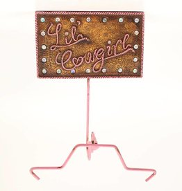 Western Moments Youth Lil' Cowgirl Hat Rack