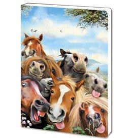 Eco Journal EcoJournal - Horse Selfie