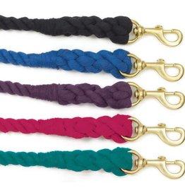 Equi-Essentials Cotton Lead with Solid Brass Snap
