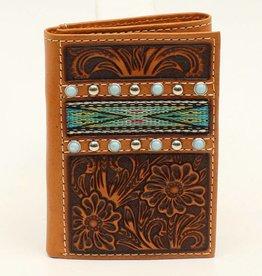 Men's Ariat Trifold Wallet