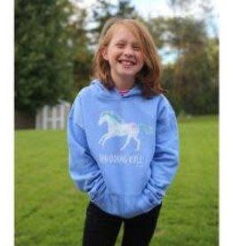 Stirrups Children's Stirrups Hoodie - Unicorns Rule