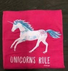 Stirrups Children's Stirrups Long Sleeve T-Shirt - Unicorns Rule