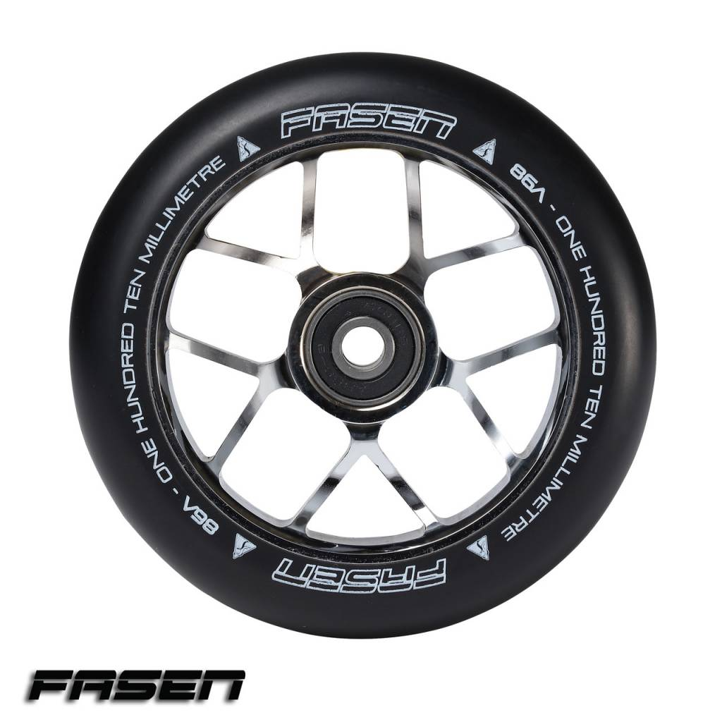 Envy Fasen Jet Wheels 110mm