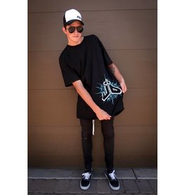 Jacob D'Arezzo JD Tall Tee Black