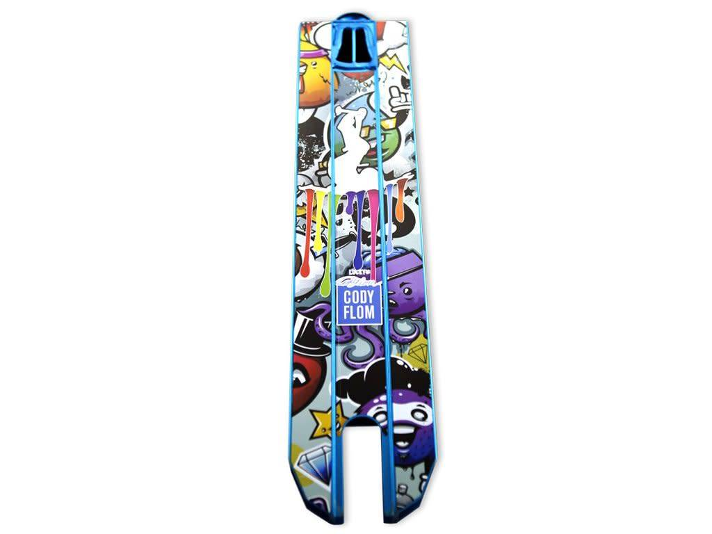 Lucky Scooters Lucky Cody Flom Signature Deck