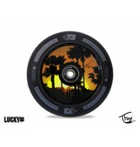 Lucky Scooters Tanner Fox Lucky Black Signature Wheels 110mm