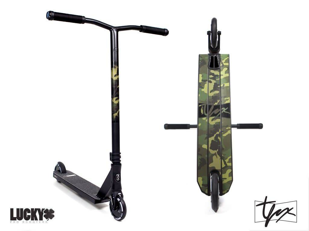 Lucky Scooters Lucky Tanner Fox Signature Pro Scooter Camo Edition