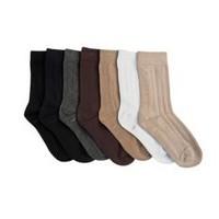 Tic Tac Toe Dress Socks 1pr
