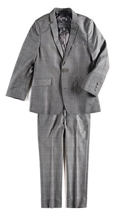 Appaman Appaman Mod Suit Empire Plaid  M8SU8