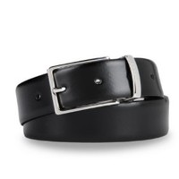 Armani Junior Reversible Belt Black/Grey