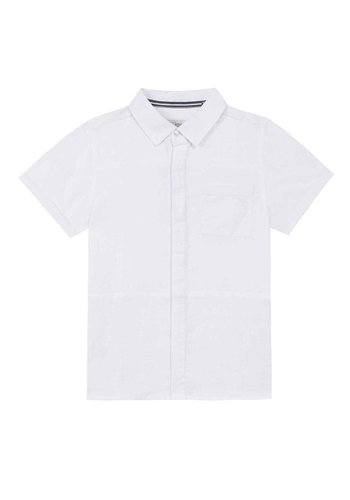 Jean Bourget Jean Bourget Junior Boys Shirt s/s 161 JH12013