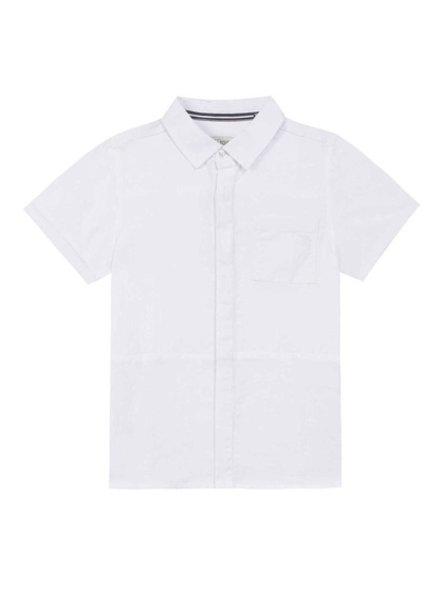 Jean Bourget Jean Bourget Junior Boys Shirt s/s 161 JH12013