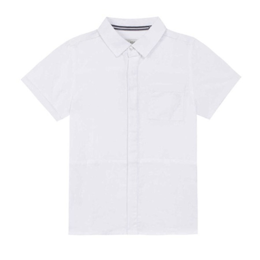 Jean Bourget Junior Boys Shirt s/s 161 JH12013