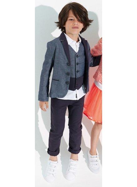 Jean Bourget Jean Bourget Boys Blazer/Vest/Pants 161 JH40003
