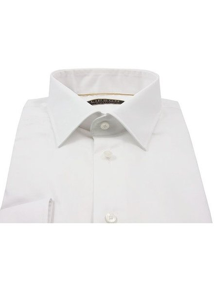 Lipson Mens Shirt Contemporary Fit solid 8939-67797000