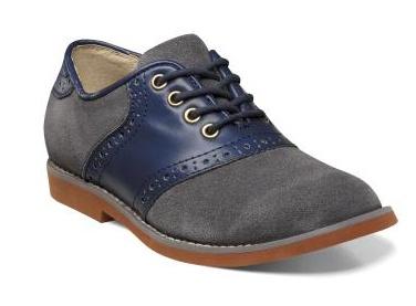 Florsheim Florsheim Kid's Shoe Kennett Jr. Multi 16504