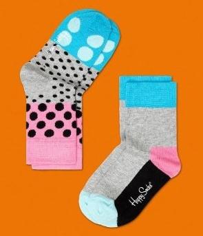 HS Socks HS Socks 2PK Kids KDS02-091