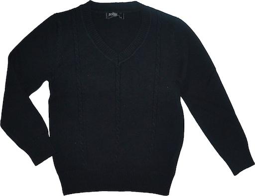 NorthBoys Sweater L/S Black or Navy 5003V