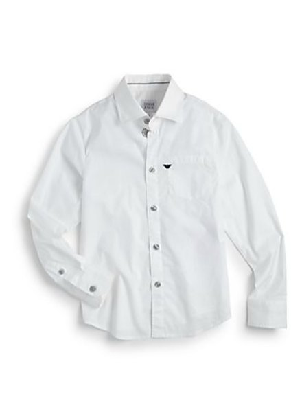 Armani Junior Armani Junior Shirt Woven O2C11