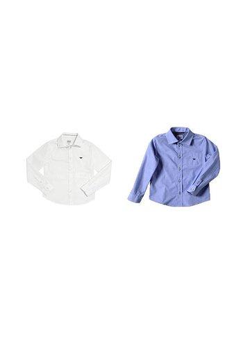 Armani Junior Armani Junior Shirt Woven 08C11