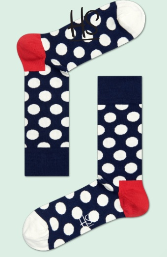 HS Socks 161 BD01-608C
