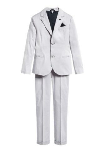 Armani Junior Armani Junior Suit Cotton 161 C4D03-EB