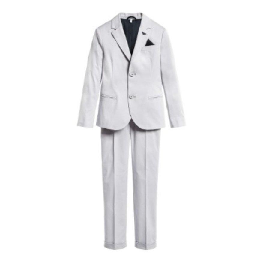 Armani Junior Suit Cotton 161 C4D03-EB
