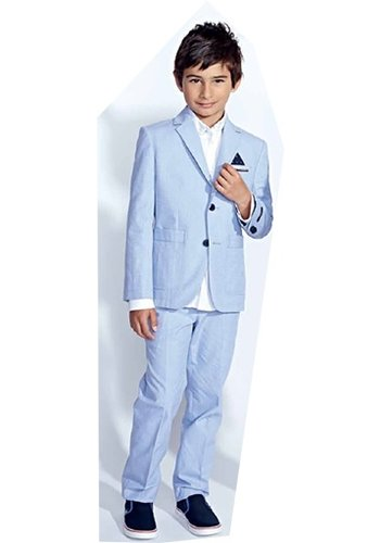 Hugo Boss Hugo Boss Boys Suit Cotton 161 J26277/J24391