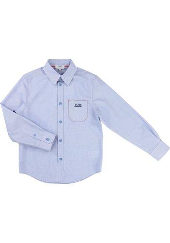 Hugo Boss Hugo Boss Boys Shirt L/S 161 J25950