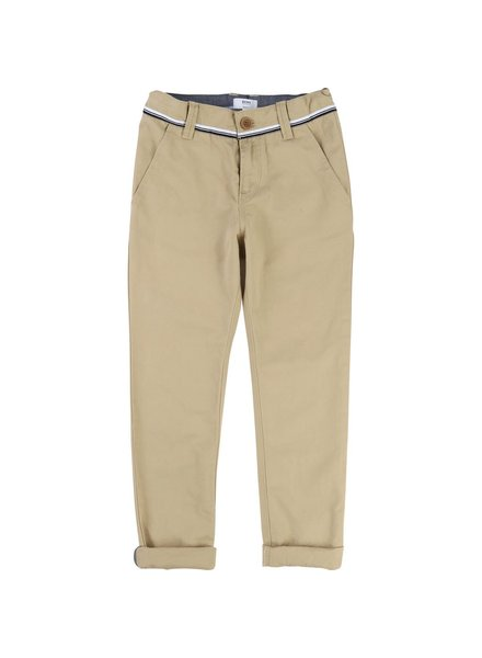 Hugo Boss Hugo Boss Boys Pants Regular Fit 161 J24394