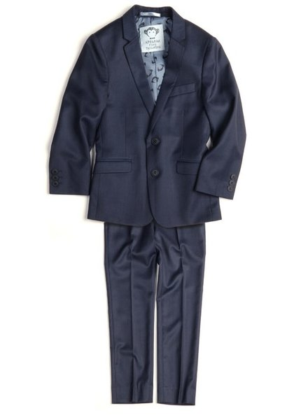 Appaman Appaman Mod Boys Slim Suit Navy