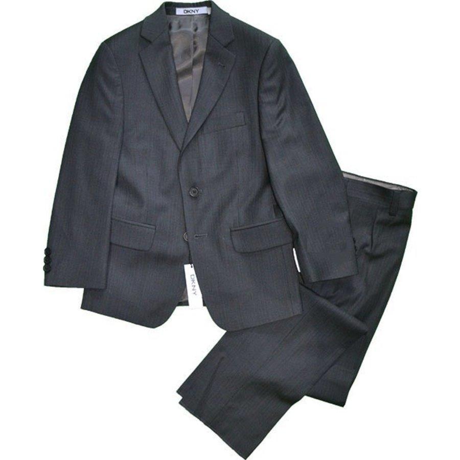 DKNY Boys Suit Fancy Husky 161 Yh510
